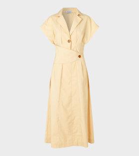 Saks Potts - Buja Dress Baby Yellow