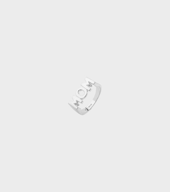 Maria Black - Mom Ring Silver