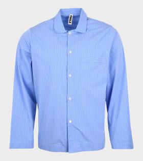 Tekla - Pyjamas Shirt Pin Stripes