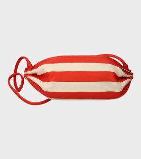 Marimekko - Karla Bag Red Stripe