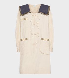 Sailor Coat Off-white