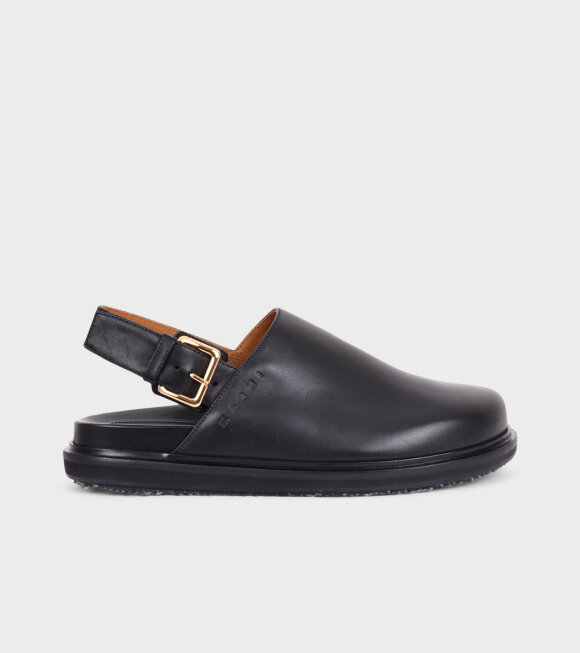 Marni - Fussbett Shoe Black