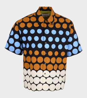 Colour Dots SS Shirt Multicolour