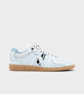 Ganni - Sporty Sneakers Denim