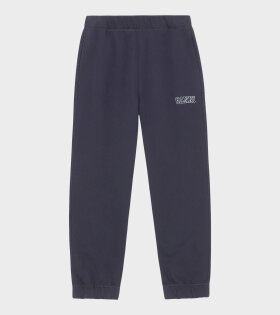 Ganni - Software Pants Dark Blue