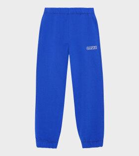 Ganni - Software Pants Daphne Blue
