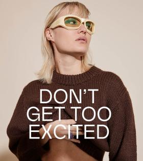 Boring Knit - Boring Sweater Brown