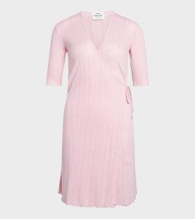 Mads Nørgaard  - Dails Dress Light Pink