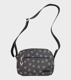 Ganni - Recycled Tech Fabric Bag Black
