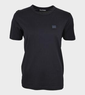 Face Patch T-shirt Black