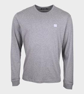 Long Sleeve T-shirt Light Grey