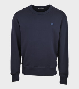 Face Sweatshirt Navy