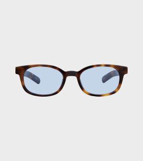 Flatlist - Le Bucheron Tortoise/Solid Blue Lens