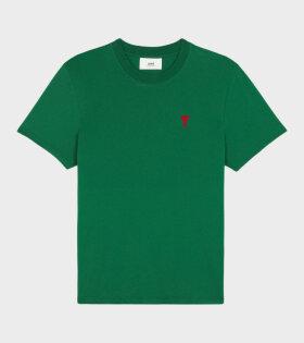 AMI - Ami de Coeur T-shirt Green
