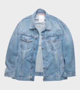 Morris Rodeo Jacket Blue