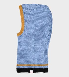 Marni - Virgin Wool Balaclava Blue