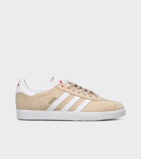 Adidas  - Gazelle W Beige