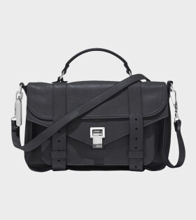 Proenza Schouler - PS1 Medium Lux Leather Black