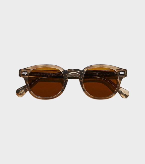 Moscot - Lemtosh Sun 49 Brown Ash