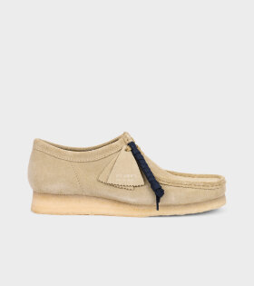 Clarks - Wallabee Shoes Maple