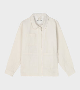 Aiayu - Jacket Canvas Off White
