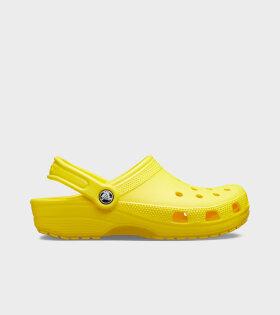 Crocs - Classic Clogs Lemon