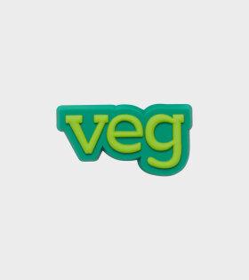 Crocs - Veg Charm Green