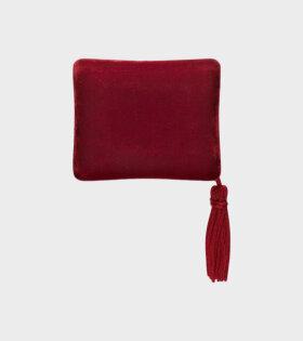 Velvet box rouge Red