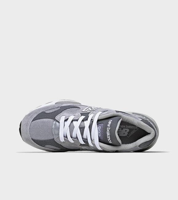 New Balance - 992GR Grey