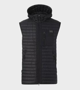 Burberry - Loxhill Puffer Vest Black
