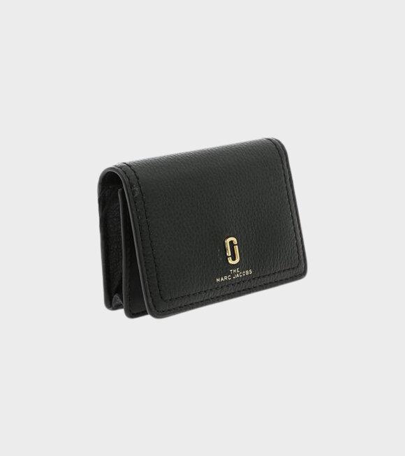 Marc Jacobs - The Softshot Cardholder Black