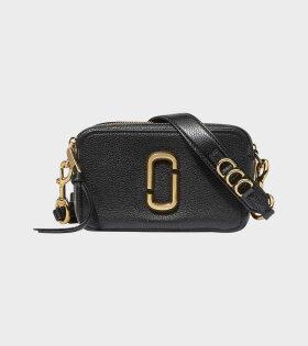 Marc Jacobs - The Softshot 21 Bag Black