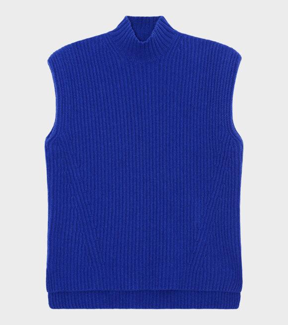Ganni - Knitted Vest Daphne