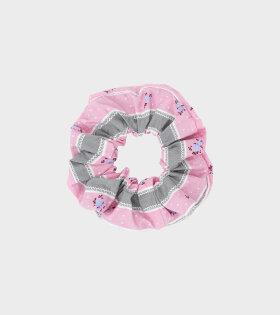 Ganni - Scrunchie Pink Nectar