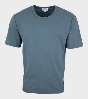 Norse Projects - Johannes GMD T-shirt Mineral Blue