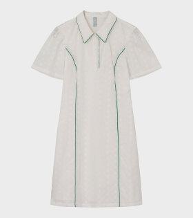 RÉSUMÉ - HobartRS Dress White