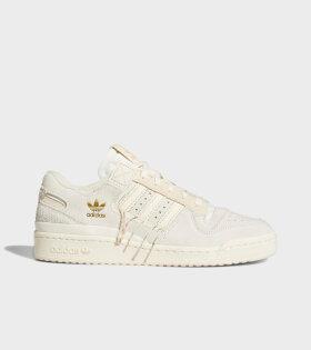 Adidas  - Forum 84 Low Off-White