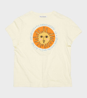 Acne Studios - Baby Fit T-shirt Yellow