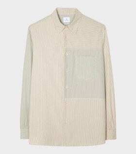 Paul Smith - LS Casual Fit Shirt Multicolour