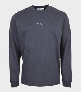 Acne Studios - Logo LS T-shirt Black