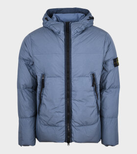 Stone Island - Garment Dyed Jacket Blue