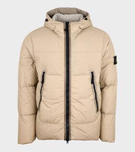 Stone Island - Garment Dyed Jacket Beige