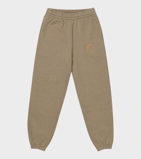 7 Days Active - Monday Pants Fallen Rock Brown
