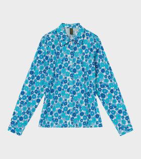 RÉSUMÉ - FayeRS Shirt Light Blue
