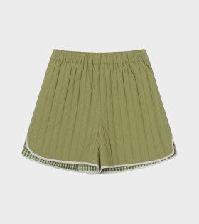 RÉSUMÉ - FedjaRS Shorts Leaves