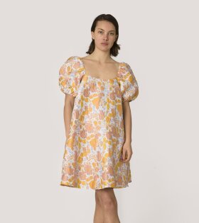RÉSUMÉ - FatimaRS Dress Orange