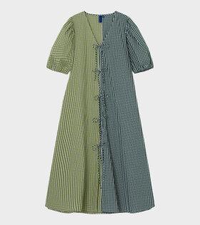 RÉSUMÉ - FrankieRS Dress Green