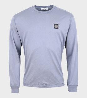 Stone Island - L/S T-shirt Grey