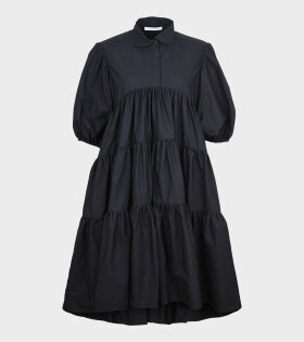 Cecilie Bahnsen - Jade Dress Black