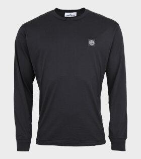 Stone Island - L/S T-shirt Black